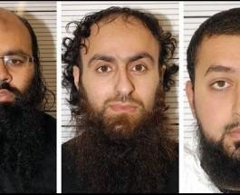 Три мусульманина хотели взорвать Британию?