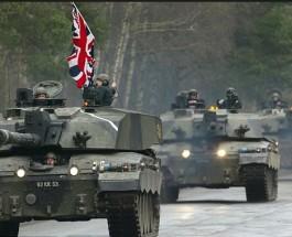 Британские войска покинут Германию