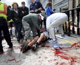 Опять теракт. На этот раз в Бостоне.