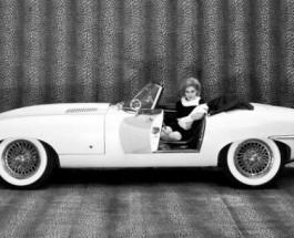 На аукцион выставлен оригинальный E-Type Jaguar 1961 года.