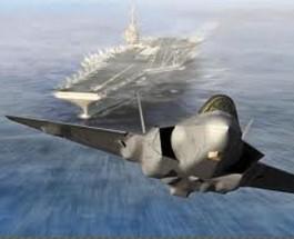 Новые истребители F-35B для новых британских авианосцев.