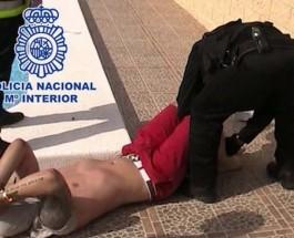 Один из наиболее разыскиваемых британских преступников задержан в Испании.