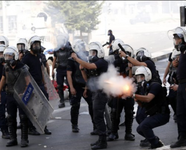 Протесты в Турции. Арабская весна продолжается.