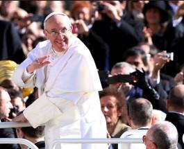Папа Франциск. Новый дух скромности и не стяжательства в Ватикане.