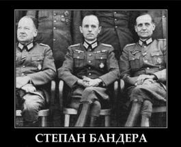 Бандера вернулся в Киев. Ситуация на Украине.