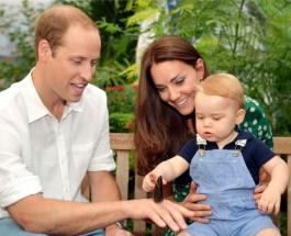 Где живут принц Уильям и принцесса Кейт.