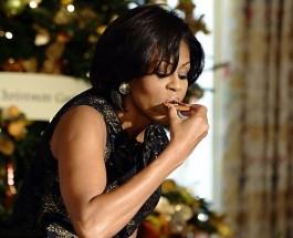 Мишель Обама победила Энн Ромни в битве рецептов печенья.