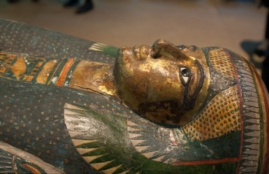 Британский музей – русская жрица бога Амона – Ра.