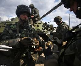 Россия передала Украине 398 бронетранспортеров.