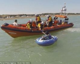 Два нелегальных иммигранта попросили убежище в Англии.