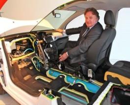 Гибридный автомобиль, работающий на воздухе, будет стоить £16 000