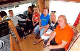 Путешествие по Европе. Банда из Румынии на дорогах Франции.