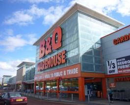 B&Q закрывает 60 магазинов