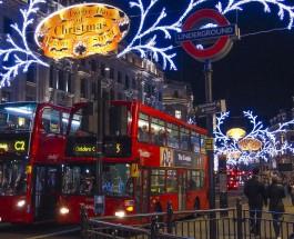 С Рождеством дорогие читатели! Merry Christmas Everybody from London Ru!