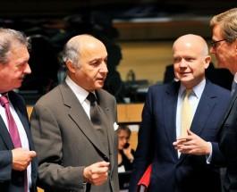 Отобрать и не пускать. Евросоюз вводит санкции в отношении российских чиновников.