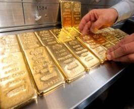 Европейцы скупают золото.