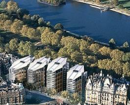 Снять квартиру в Лондоне за 60 000 фунтов в неделю