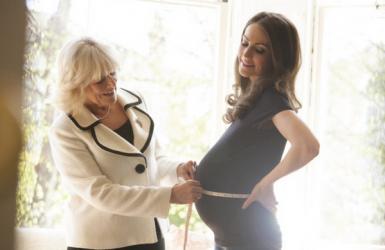 Принцесса Кейт снова беременна.