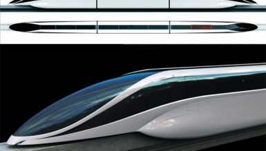 Великобритания безнадежно отстает в техническом прогрессе. Японский поезд Маглев достиг скорости 603 км в час.