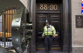 Ветераны криминального мира Великобритании. Ограбление века и наказание.
