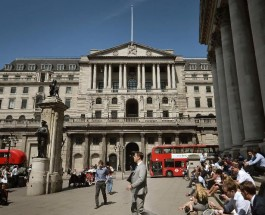 Банк Англии решил оставить процентную ставку без изменения.