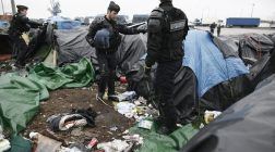 Незаконная иммиграция в Великобританию.