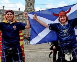 Шотландия будет независимой.