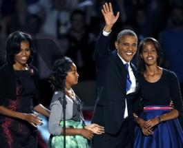 Барак Обама переизбран на второй срок.
