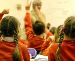 Сексуальное насилие в начальных школах Великобритании.