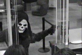 Неудачное ограбление банка. Рождество за решеткой.