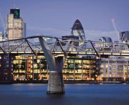 Цены на недвижимость Великобритании
