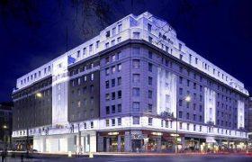 Трем туристкам проломили молотком головы в одном из отелей в центре Лондона.