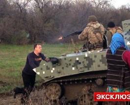 Русских убивают на Украине сотнями. Путин молчит, газовый бизнес важнее.