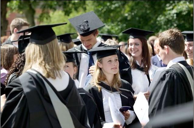 Университеты Великобритании в 2013 году.