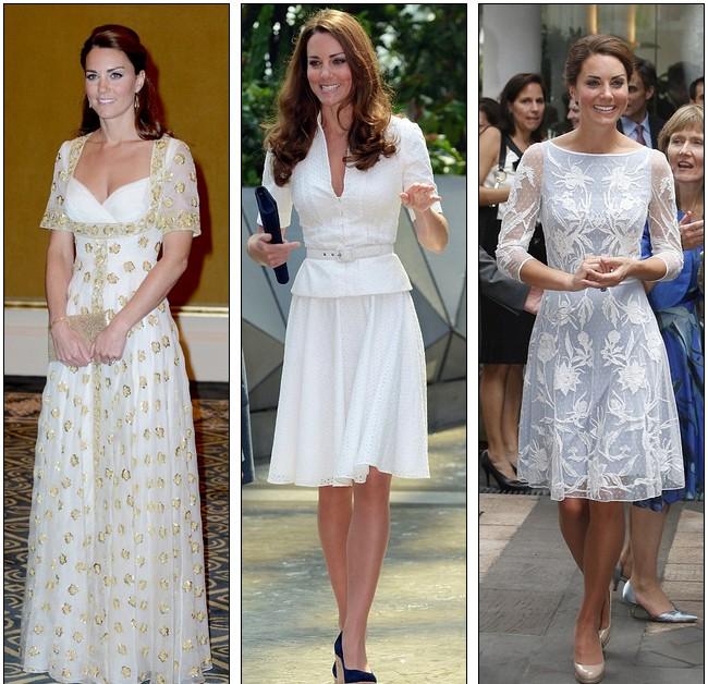 Мода. Гардероб Kate Middlenton, герцогини Кембриджской.