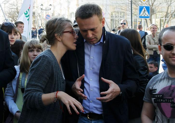 Навальный: они сажают тех, кто расследует их дела
