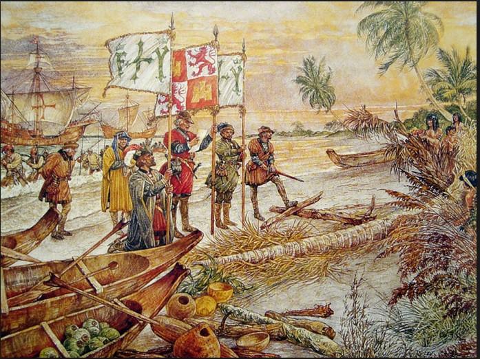 Первые английские поселенцы в Америке были каннибалами.