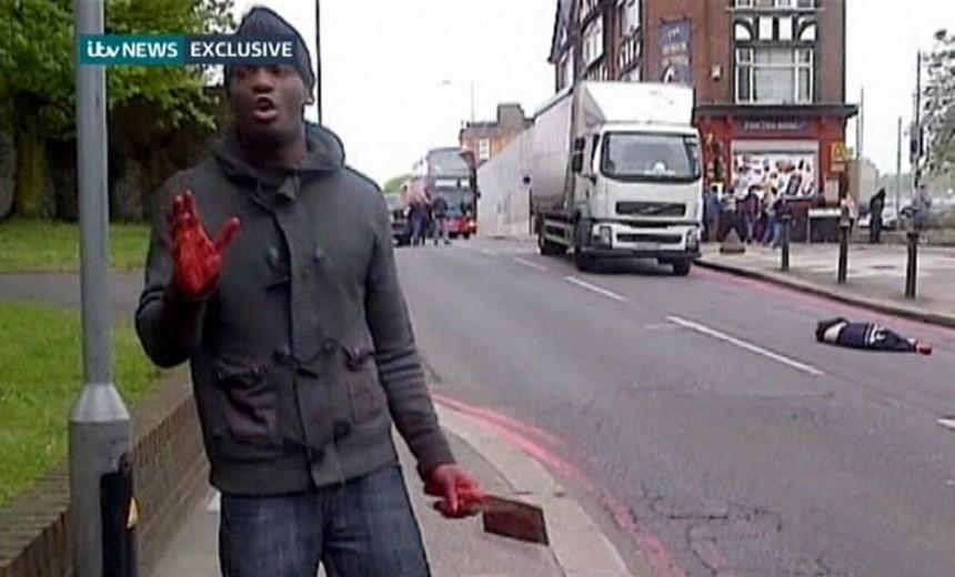 Новые аресты в Лондоне.
