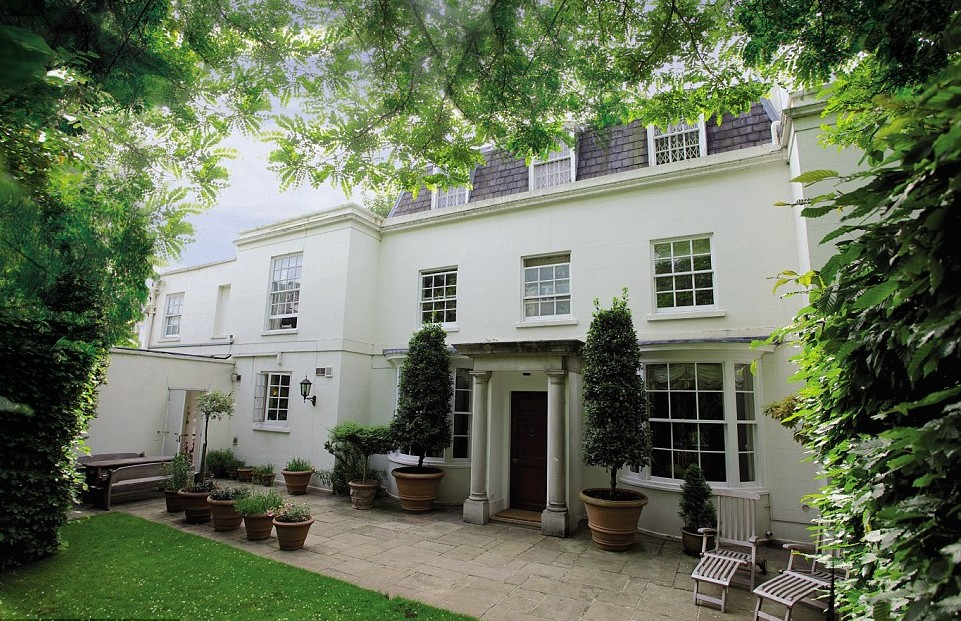 Cамый дорогой дом в Лондоне рынке недвижимости.