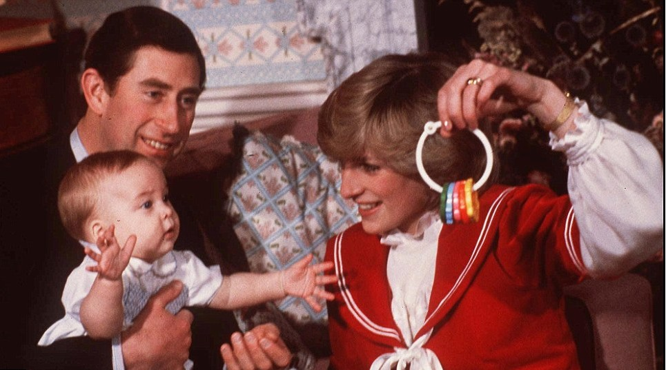Будущий король Великобритании принц Чарльз.