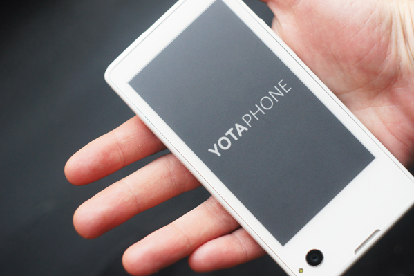 YotaPhone для iPhone не конкурент.