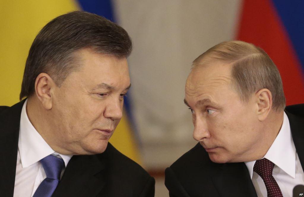 Британские СМИ: Путин убедил Януковича остановить кровопролитие в Киеве
