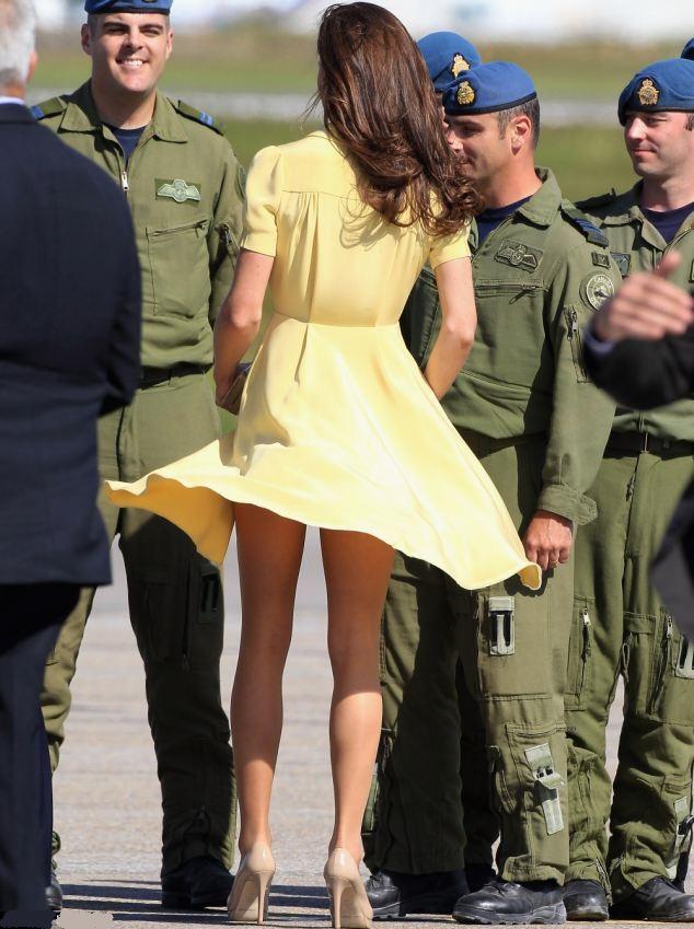Принцесса Кейт больше не будет носить укороченные платья.