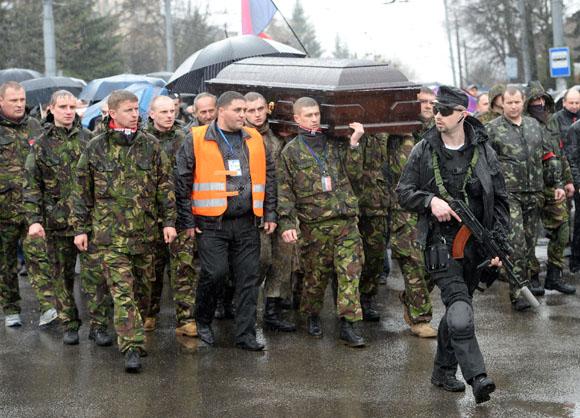 Как Сашко Белый стал героем Украины.