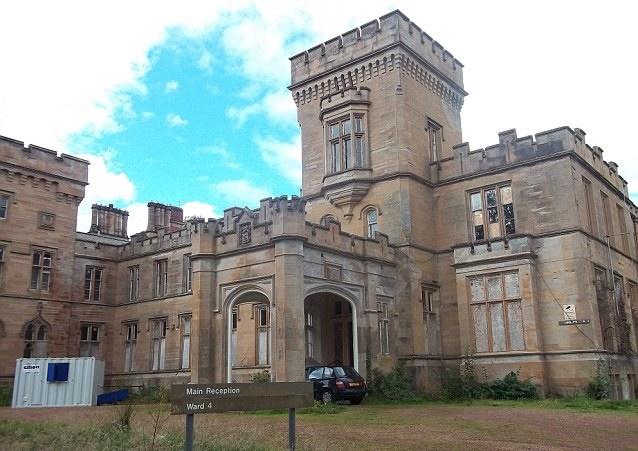 Инвестиции в замок в Шотландии. Нью Васюки отдыхают.
