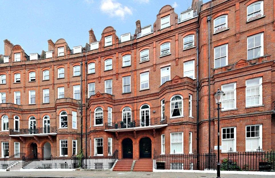 Недвижимость в центре Лондона. Сумасшествие продолжается.