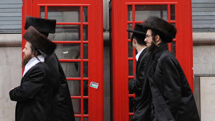 Анти еврейские акции прокатились по Европе.