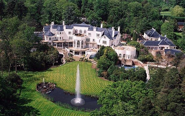 Игра по крупному на рынке недвижимости Великобритании.