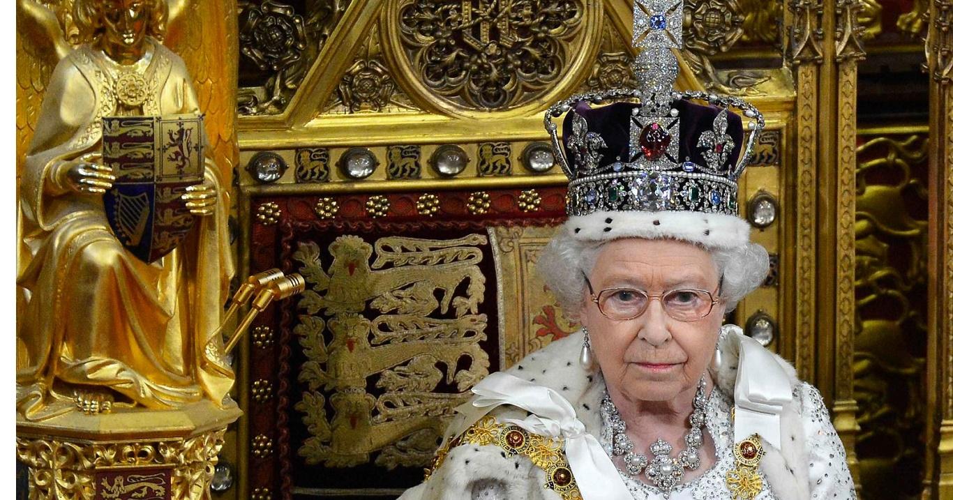 Королева Елизавета II открыла новую сессию парламента Великобритании.