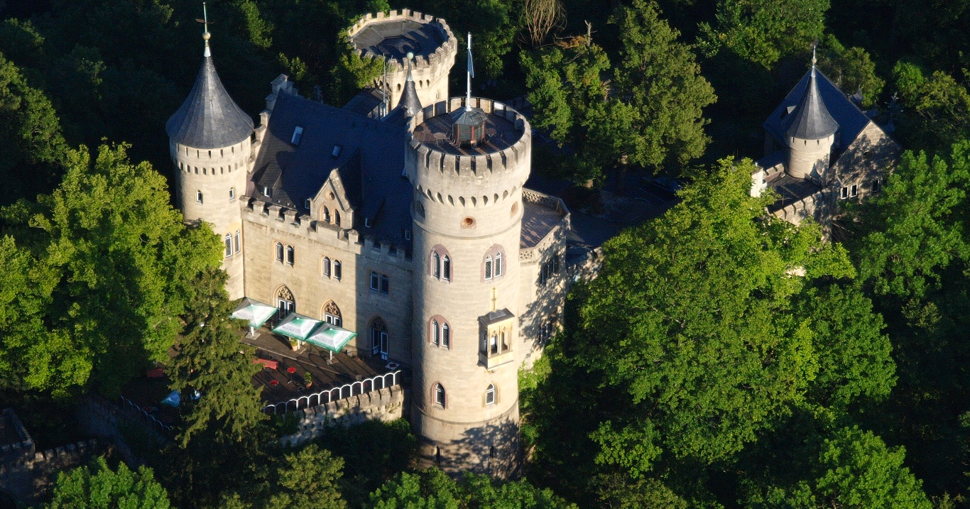 Замок, где гостил король Англии William IV, продается за 4,5 млн евро.